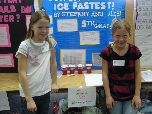Education com science fair projects